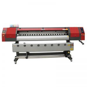 1.8m platformāta krāsu sublimācijas printeris ar trim dx5 drukas galviņām T-kreklu apdrukai WER-EW1902