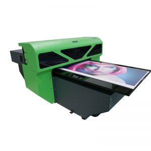 1800 A2 izmēra jauna dizaina tekstila borta stikla printeru iespiedmašīna WER-D4880UV