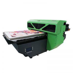 A2 izmēra ciparu DTG t-kreklu printera borta printeris 8 krāsu DX5 printera galva WER-D4880T