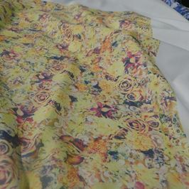 Ciparu tekstilmateriāla drukāšanas paraugs 3 ar A1 ciparu tekstilmateriāla printeri WER-EP6090T