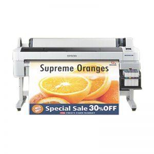 EPSON B6080 / B7080 Professional digitālais ekoloģisko šķīdinātāju printeris