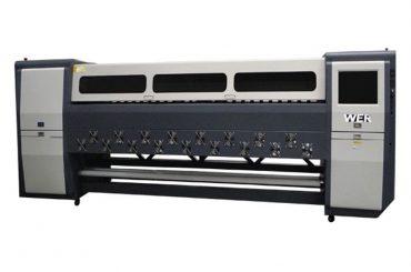 Laba K3404I / K3408I šķīdinātāja printera 3.4m lieljaudas tintes printeris