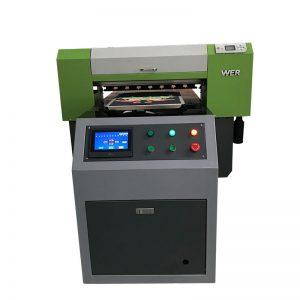 Izgatavots Ķīnā ar lētāko cenu uv plakanvirsmas printeris 6090 A1 izmēra printeris