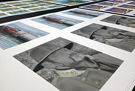 Fotopapīrs, ko izdrukā 1,8 m (6 pēdas) eco solvent printeris WER-ES1802 2