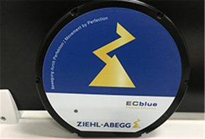 Plastmasas kārbas drukas paraugs no A2 uv WER-D4880UV