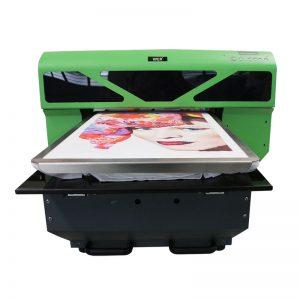 A2 izmērs DTG tieši uz apģērba printeri t-kreklu iespiedmašīna WER-D4880T