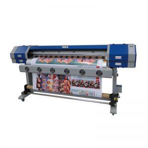 digitālais tekstilizstrādājums printeris e jet v22 v25 sublimācijas mašīna ar dx5 vai E5113 drukas galviņu WER-EW160