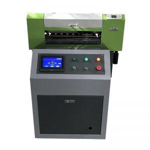 tieši uz apģērba ciparu tekstila drānas auduma iespiedmašīna T-krekls uv printeris WER-ED6090T