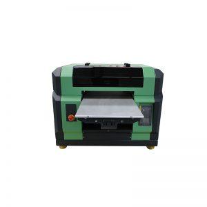 laba cena a3 a4 plakanvirsmam WER-E2000UV ledus printerim ar dx5 galvu 8 krāsas