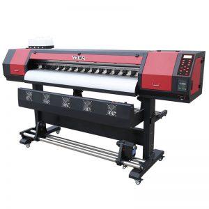 augstas kvalitātes un lēti 1.8m Smartjet dx5 galva 1440dpi lielformāta printeris baneriem un uzlīmju drukai WER-ES1902