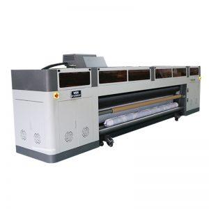 augstas izšķirtspējas ātrgaitas digitālā tintes printeru mašīna ar ricoh gen5 drukas galviņas UV zīmuļu WER-G-3200UV