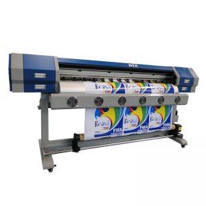 karstā modelī vinila personalizēta pasūtījuma multicolor digitālā t kreklu iespiedmašīna WER-EW160