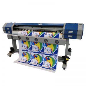sublimācijas pārsūtīšanas papīrs printeris T-krekls sporta izstrādājumu printeris WER-EW160
